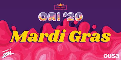 Mardi Gras: Quix, Montell2099, Confidence Man, CHAII