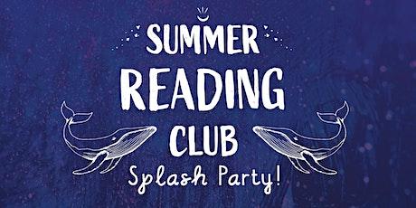 2019/20 Summer Reading Club Splash Party tickets