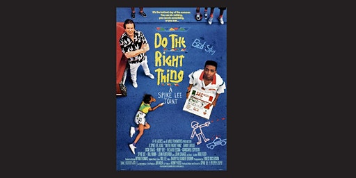 Film Screening: Lucas Museum and LACMA present Do the Right Thing
