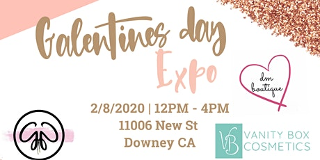 Galentine's Day Expo tickets