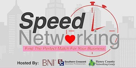 SPEED Networking 2020 tickets
