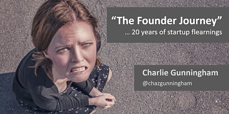 The Founder Journey: 20 years of startup flearnings... tickets