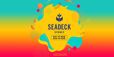 Seadeck Sunset Cruise – Sat 14th March