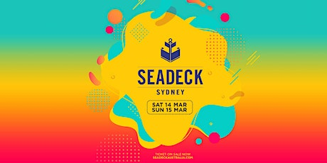 Seadeck Sunset Cruise - Sat 14th March tickets
