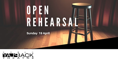 Perth Playback Theatre Open Rehearsal  tickets