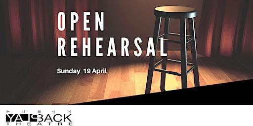 Perth Playback Theatre Open Rehearsal