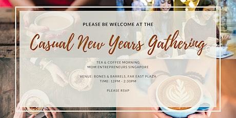 Coffee, Tea & Talks mornings - Mom Entrepreneurs Singapore tickets