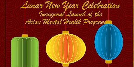 Lunar New Year Celebration & Asian Program Inauguration! tickets