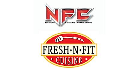 NFC #123 at District Atlanta on Saturday, January 25 tickets