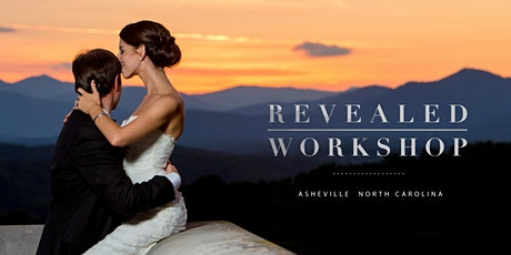 Revealed Photography Workshop tickets