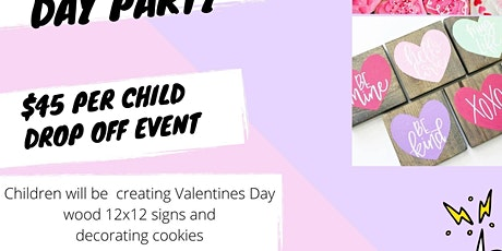 Kids Only Valentines Day Party tickets