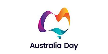 FREE Australia Day Bus - Breakfast in the Park (Huon Valley) tickets