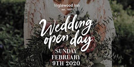 Wedding Open Day 2020 tickets
