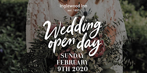 Wedding Open Day 2020