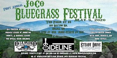First Annual JoCo Bluegrass Festival