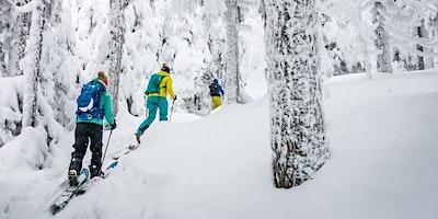 Ski Rando Alpine – Mont Alta