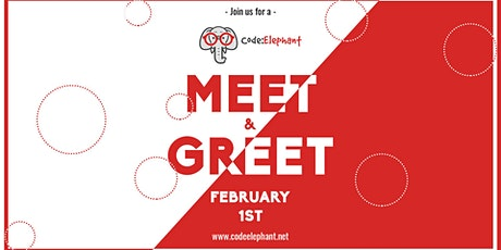 Code Elephant Meet and Greet tickets