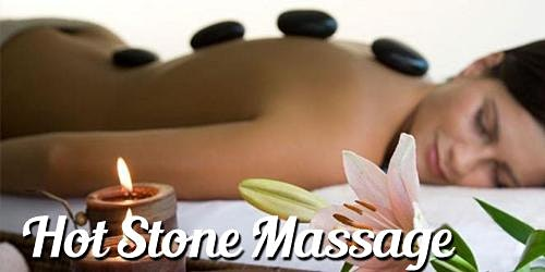 Hot Stone & Cold Stone Massage Training - Sacred Stone level 1 & 2