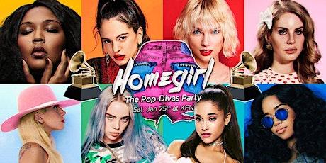 Homegirl ~ The Pop-Divas Party tickets