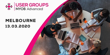 MYOB Advanced User Group | Melbourne  tickets