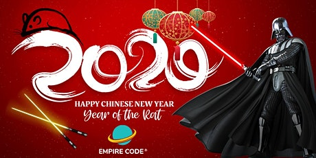 Build Lightsabers With Empire Code This Chinese New Year! tickets