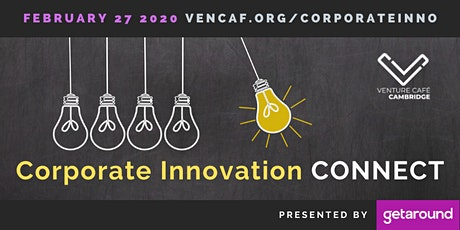 Corporate Innovation Connect tickets