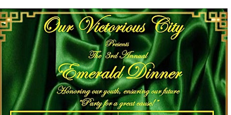 EMERALD DINNER tickets
