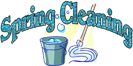 Spring Cleaning Safely tickets