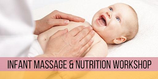 Infant Massage & Nutrition Workshop