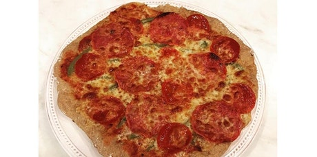 100% Whole-Grain Pizza - for the whole Family!  (02-22-2020 starts at 10:00 AM) tickets