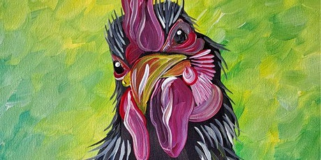 An Evening w/ Paintergirl~ Plucked????~ All ages event-Paints & Pints tickets