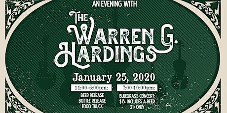 An Evening with The Warren G. Hardings tickets
