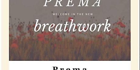 Prema Breathwork: circle + dinner tickets