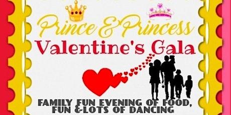 PRINCE & PRINCESS VALENTINES GALA tickets