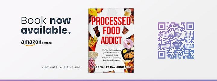 ZOOM Workshop #18 —  Processed Food Addiction image