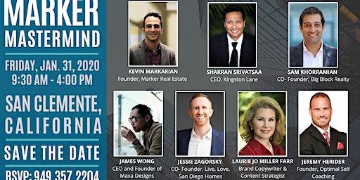 Marker Mastermind- Real Estate Event