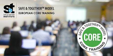 Safe & Together™ Model European CORE Training tickets