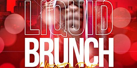 Liquid Brunch tickets