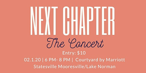 Next Chapter: The Concert