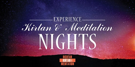 Experience Kirtan & Meditation tickets