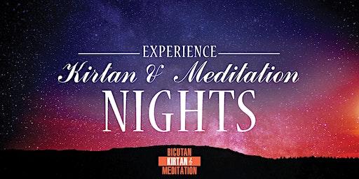 Experience Kirtan & Meditation