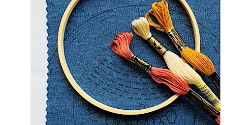 Embroidery Workshop (01-18-2020 starts at 11:00 AM)