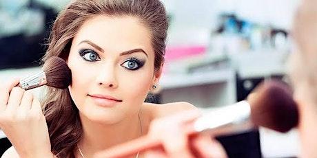 Curso de Auto Maquiagem Completo - do skincare ao cílios postiço ingressos