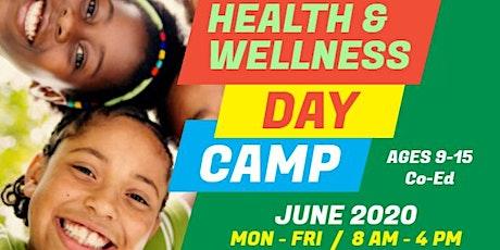 Bix Summer Youth Wellness Day Camp tickets