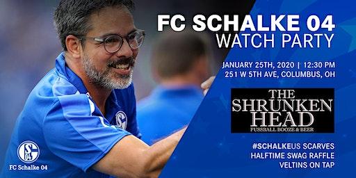 FC Schalke Watch Party vs Bayern Munich - The Shrunk Head Columbus