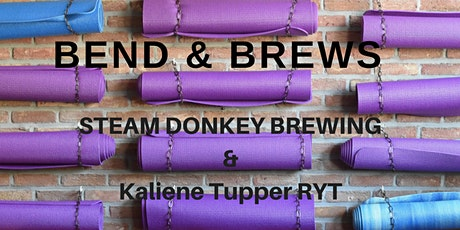 Bend & Brews: Yoga and Beer tickets