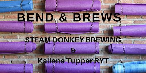 Bend & Brews: Yoga and Beer