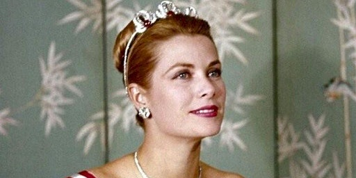 Afternoon Tea in the Presence of Princess Grace of Monaco