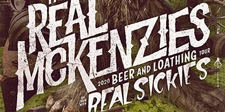 The Real McKenzies with The Real Sickies (St. Patrick's Day) tickets