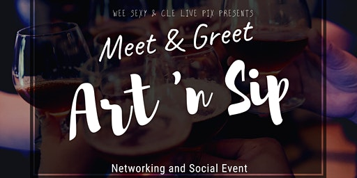 Meet & Greet Art 'n Sip
